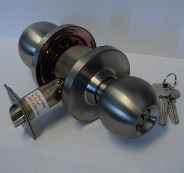 Lock Enterance Set S/S Knob