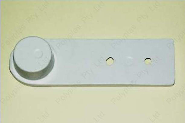 Door Handle Tube End Bracket